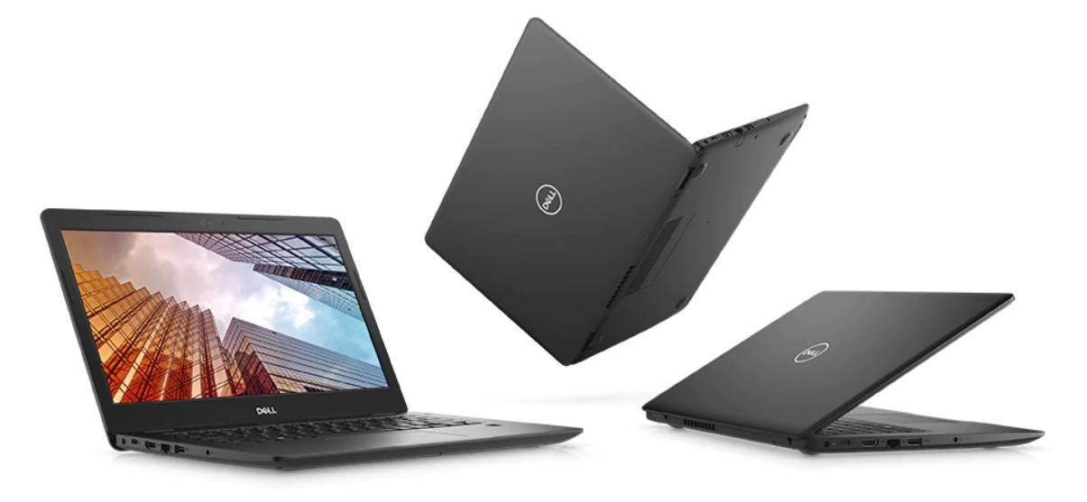 Dell Latitude 3490 jest to doskonałe urządzenie, kompaktowe, które nadaje się dla małych firm