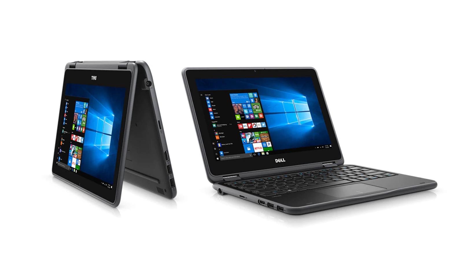 Dell Latitude 3189 jest kolejnym modelem firmy Dell, tym razem stawiającym główny nacisk na walory edukacyjne