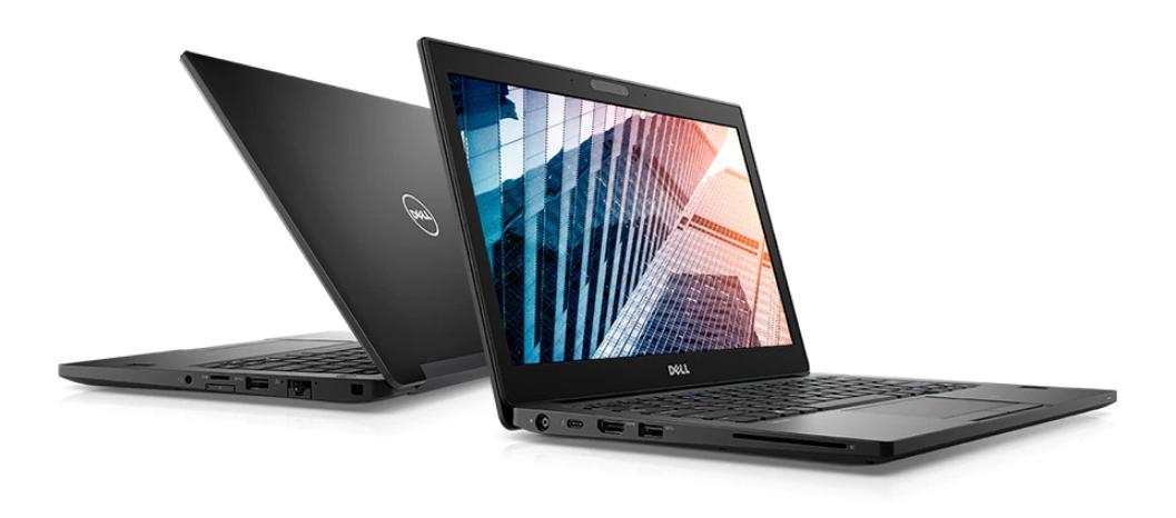 Szukając jakiegoś biznesowego laptopa o smukłej konstrukcji, niedużym ale przejrzystym ekranie warto wziąć pod lupę notebook Dell Latitude 7290