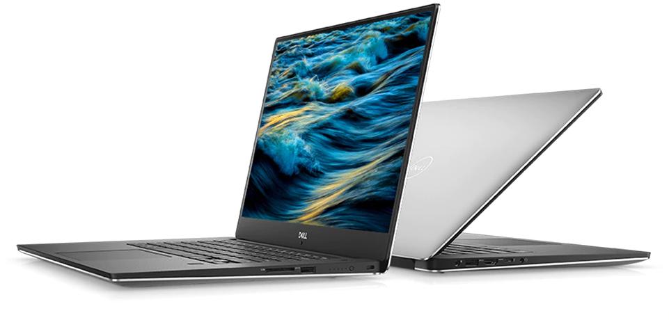 NotebookXPS 15 9570 marki Dell to smukły komputer mobilny przeznaczony do profesjonalnych zastosowań