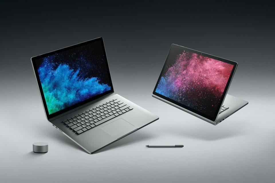 Podstawą sukcesu Microsoft Surface Book 2 15 jest odpowiednio dobre dobranie podzespołów