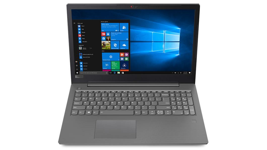 Lenovo V330posiada to, co każdy laptop biznesowy posiadać powinien. Mamy dwa szybkie porty USB 3.0 oraz jeden port USB 3.1 typu C