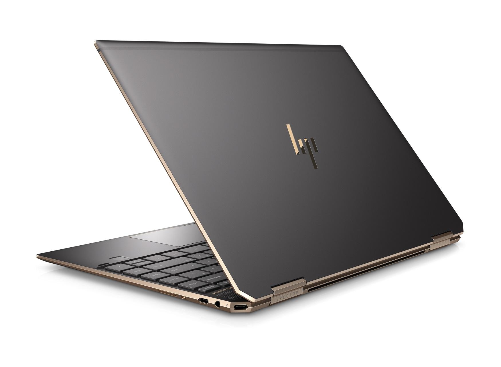Pierwsze co rzuca się w oczy gdy bierzemy do ręki laptopHP Spectre, to bardzo cienka obudowa